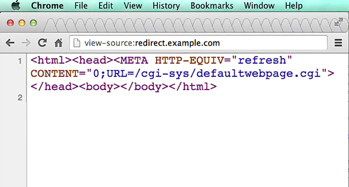 Qu'est-ce que la redirection? Redirect Meta Refresh et Types de redirections