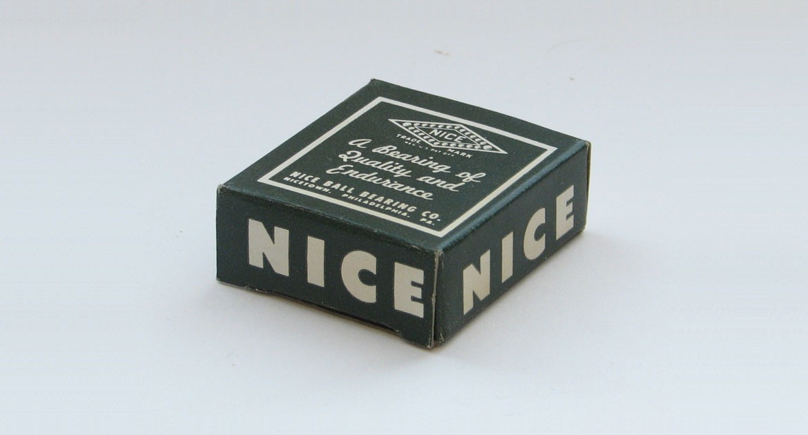 Nice is never the problem