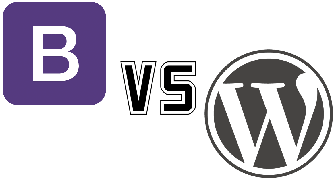 Bootstrap vs WordPress