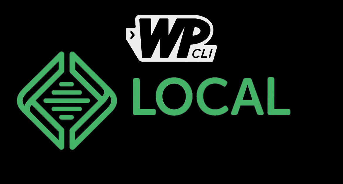 WP CLI LocalWP Without Open Site Shell.