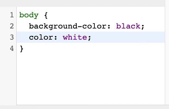 WordPress Customizer CSS Dark Mode.